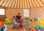 Camping avec Site de charme Bretagne - L'Océan Breton-3
