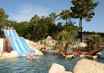 Camping avec Club enfants / Top famille Naujac-sur-Mer - L'Orée du Bois-2