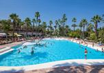 Camping avec Ambiance club Cannes - La Baume-4
