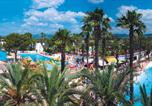 Camping avec Ambiance club Cannes - La Baume-3