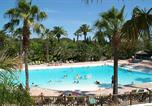 Camping avec Ambiance club Cannes - La Baume-2
