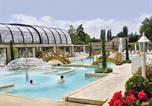 Camping avec Parc aquatique / toboggans Aisne - La Croix du Vieux Pont-3