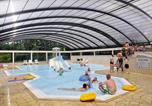 Camping avec Parc aquatique / toboggans Aisne - La Croix du Vieux Pont-2