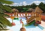 Camping avec Club enfants / Top famille Alpes-de-Haute-Provence - La Farigoulette-3