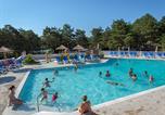 Camping avec Accès direct plage Cogolin - La Farigoulette-1