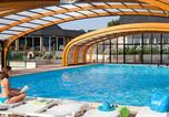 Camping  Acceptant les animaux Plouhinec - La Grande Metairie-4