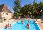 Camping avec Parc aquatique / toboggans Gaugeac - La Paille Basse-3