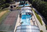 Camping avec Club enfants / Top famille Saint-Avit-de-Vialard - La Palombière-2