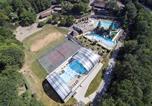 Camping avec Ambiance club La Roque-Gageac - La Palombière-1