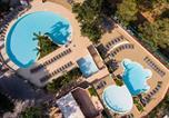 Camping avec Parc aquatique / toboggans Carqueiranne - Camping de La Pascalinette®-1