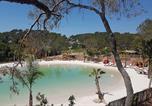 Camping avec Quartiers VIP / Premium Provence-Alpes-Côte d'Azur - La Pierre Verte-2