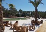 Camping avec Quartiers VIP / Premium Nice - La Pierre Verte-3