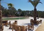 Camping avec Quartiers VIP / Premium Provence-Alpes-Côte d'Azur - La Pierre Verte-3