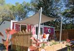 Camping  Acceptant les animaux Var - La Pierre Verte-2