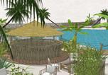 Camping avec Ambiance club Antibes - La Pierre Verte-2