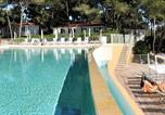 Camping avec Parc aquatique / toboggans Brousses-et-Villaret - La Pinède-4