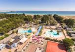 Camping avec Spa & balnéo Guilvinec - La Plage-4