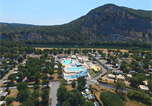 Camping en Bord de rivière Allègre-les-Fumades - La Plage Fleurie-4