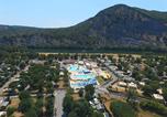 Camping avec Quartiers VIP / Premium Ruoms - La Plage Fleurie-4