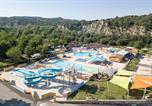 Camping avec Club enfants / Top famille Vallon-Pont-d'Arc - La Plage Fleurie-2