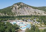 Camping avec Club enfants / Top famille Laurac-en-Vivarais - La Plage Fleurie-1