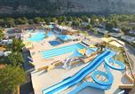 Camping 5 étoiles Villeneuve-de-Berg - La Plage Fleurie-3