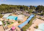 Camping  Acceptant les animaux Fouesnant - La Plage-2