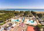 Camping  Acceptant les animaux Fouesnant - La Plage-4