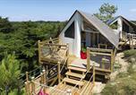 Camping avec Hébergements insolites Saint-Clément-des-Baleines - La Pomme de Pin-2
