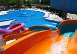 Camping avec Parc aquatique / toboggans Espagne - Las Dunas-4