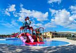Camping avec Parc aquatique / toboggans Espagne - Las Dunas-2
