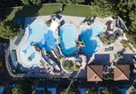 Camping avec Ambiance club Port-Vendres - Le Bois de Valmarie-4