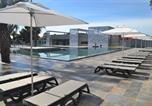 Camping avec Ambiance club Latour-de-France - Le Brasilia-4