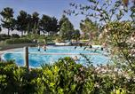 Camping  Acceptant les animaux Tomino - Le Capanne-3