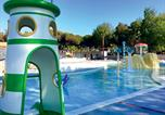Camping avec Ambiance club Frontignan - Le Castellas-3