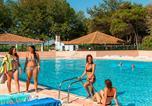 Camping avec Spa & balnéo Sérignan - Le Castellas-2
