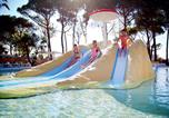 Camping avec Ambiance club Frontignan - Le Castellas-2
