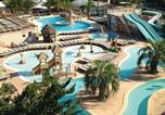 Camping avec Spa & balnéo Sainte-Marie - Le Floride et L'Embouchure-1