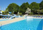 Camping avec Ambiance club Crach - du Haras-2