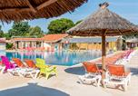 Camping  Acceptant les animaux Collioure - Club Le Littoral-3