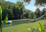 Camping avec WIFI Champs-Romain - Le Moulin de David-4
