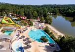 Camping avec Piscine Rives - Le Moulinal-1