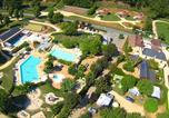 Camping avec Piscine Chamberet - Le Paradis-1