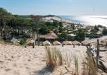 Camping  Acceptant les animaux Gironde - Le Petit Nice-2