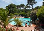 Camping  Acceptant les animaux Gironde - Le Petit Nice-3