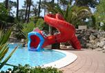 Camping  Acceptant les animaux Gironde - Le Petit Nice-4
