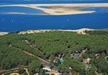 Camping avec Hébergements insolites Arcachon - Le Petit Nice-1