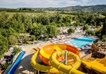 Camping  Acceptant les animaux Chassiers - Le Pommier-4