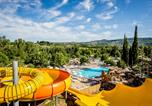 Camping  Acceptant les animaux Chassiers - Le Pommier-3