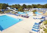 Camping  Acceptant les animaux Plouhinec - Le Rosnual-2